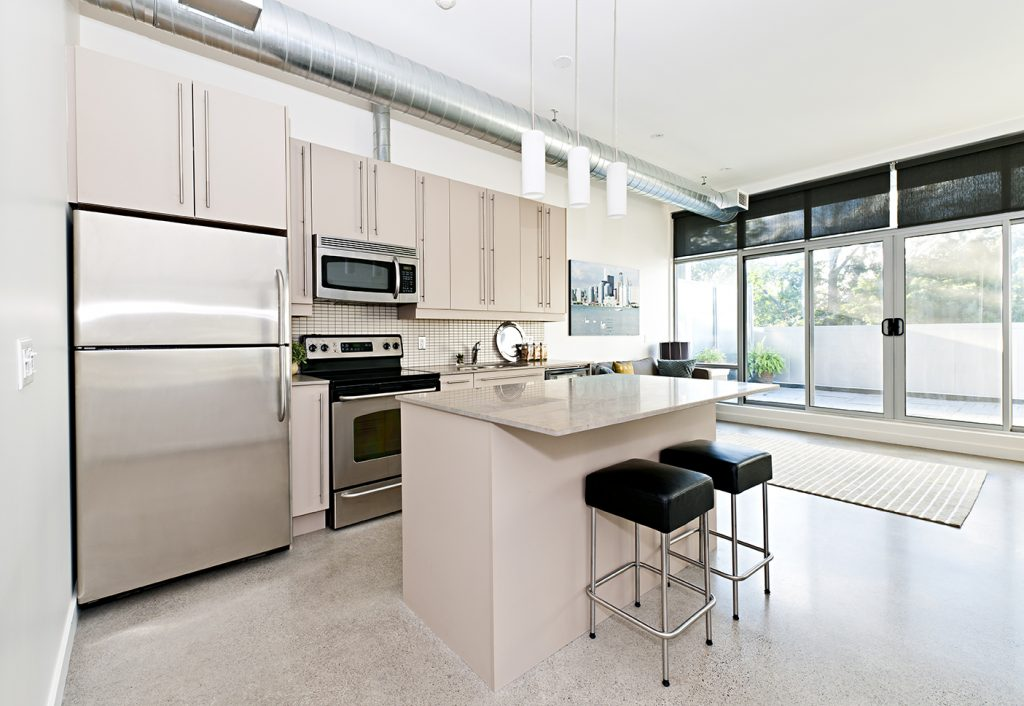 local house maid service for kitchens